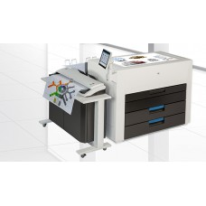 KIP 980 High Demand Production Multi-Function Colour System with CIS Scanner