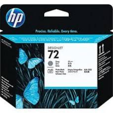 PRINTHEAD HP 72 GREY+PHOTOBLACK