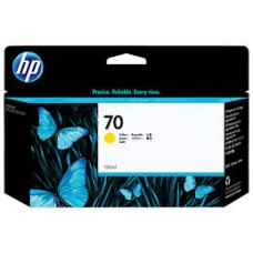 INK CARTRIDGE  HP NO 70  YELLOW