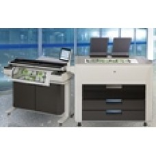 KIP 890 Multi-Touch Color Print System